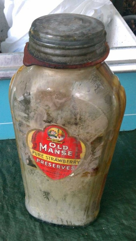 Preserving The Integrity Of An Old Glass Preserves Bottle | Antiques & Vintage Collectibles | Scoop.it