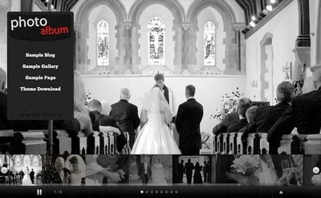 14 Best Free Fullscreen Background Portfolio WordPress Themes | Wordpress templates | Scoop.it