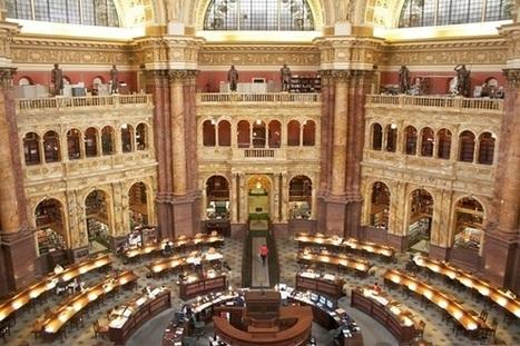 Top 10 des plus grandes bibliothèques du monde | Actu Tourisme | Scoop.it