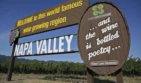 Les vins californiens profitent de la belle santé du marché américain | Le vin quotidien | Scoop.it