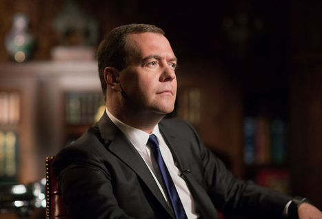New Cold War May Emerge in Ukraine Crisis, Medvedev Says | NGOs in Human Rights, Peace and Development | Scoop.it