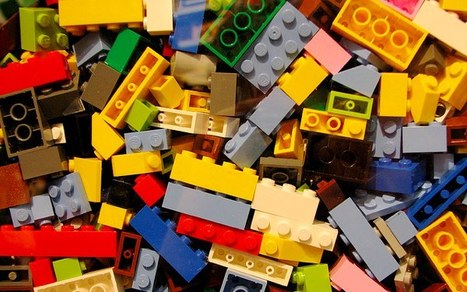 Infographics, Explained by LEGO | Social Media Spectrum: Advice, Information, Links | Scoop.it