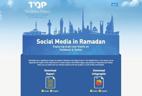 Social Media in Ramadan | The Online Project | The 21st Century | Scoop.it