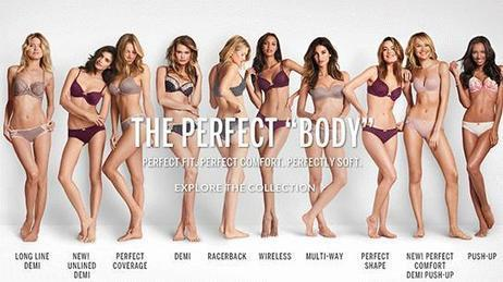 Victoria's Secret criticized for   Hosiery & Lingerie   Scoop.it