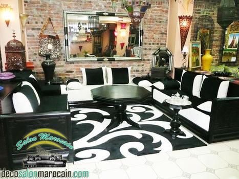 Décoration Salon Marocain Moderne 2015: Salon marocain maghreb 2015 2016 | Salon-marocain | Scoop.it