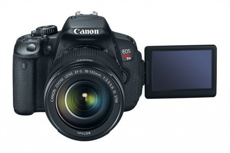 Canon's Rebel T4i Pixel-Level AF Sensors; Mirrorless Next? #HDSLRscoop | HDSLR | Scoop.it