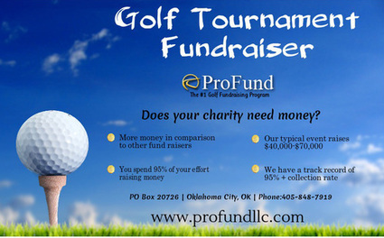 Does your charity need fund for operational cost? Here you are   Golf tournement fundraiser   Scoop.it