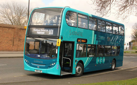Bus and Coach Professional :: Google Maps displays real-time information for Arriva buses | Accessible Travel | Scoop.it