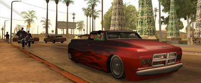 Grand Theft Auto: San Andreas Released For PS3 - Cinema Blend | GamingShed | Scoop.it
