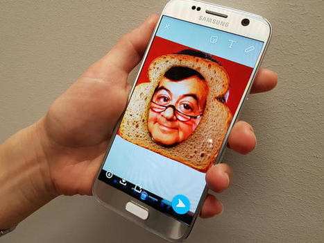 There's no escape: Your parents are using Snapchat | internous | Scoop.it