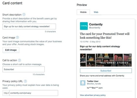 The Content Marketer's Guide to Promoted Tweets   The Content Engine   Scoop.it