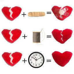 ¿Cómo recomponemos nuestros corazones rotos? Aquí tenéis algunas ideas... | CAPsicológica Clínica | Scoop.it