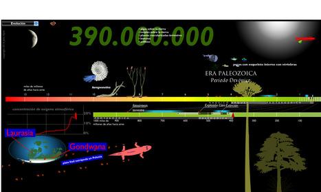 Evolución ¿ahora qué? | Los 10 mejores recursos para enseñar Ciencias | Scoop.it