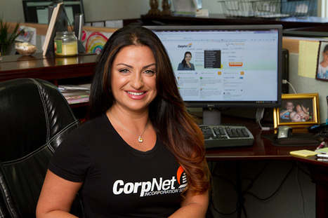 Nellie Akalp Founder of CorpNet: My Top 3 Mistakes | Startup Interviews | Scoop.it