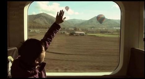 Una ventana de realidad aumentada interactiva que hace los viajes ... - Digital AV Magazine   Realidad Aumentada   Scoop.it