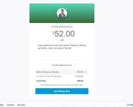 Paypal lanza PayPal ME, para que podamos crear una url desde donde pueden pagarnos   Las utilidades 2.0 de epampliega   Scoop.it