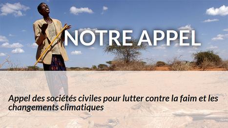 L'appel des sociétés civiles aux États pour créer un climat contre la fai | Mes passions natures | Scoop.it