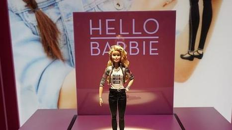 Hello, Barbie: the Internet of Toys brings opportunity and controversy | Internet, Social Media and Online Safety | Scoop.it