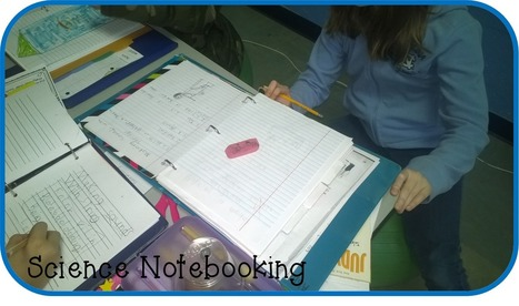 Primary Teacherhood: Science Note-booking | Primary Science | Scoop.it