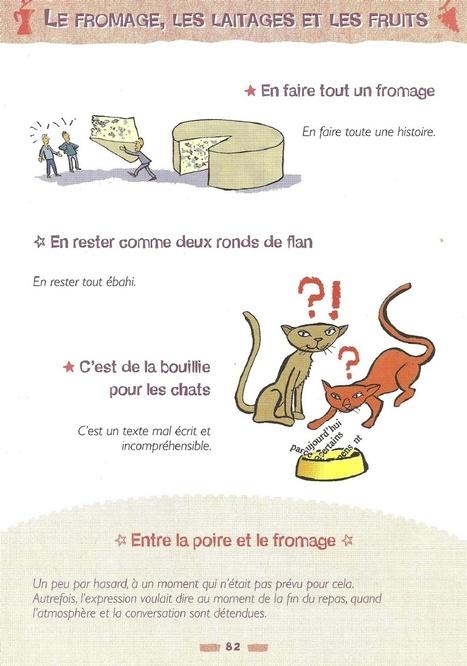 Expressions françaises | Remue-méninges FLE | Scoop.it