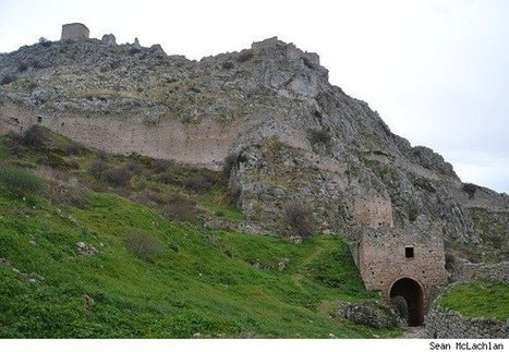 Archaeology Travel: Athens day trip: Acrocorinth, one of Greece's greatest castles #Greece   Archaeology Travel   Scoop.it