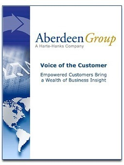 Voice of the Customer Free Report   Survey Magazine   Research Topics   Scoop.it