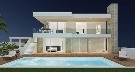 Brand new modern 3 Bed Villa - Lagos, Algarve for sale - Exclusive Algarve Villas | luxury villas for sale in portugal | Scoop.it