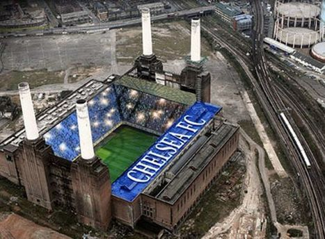 The best football stadiums that were never built | Architecture, Design & Innovation | Scoop.it