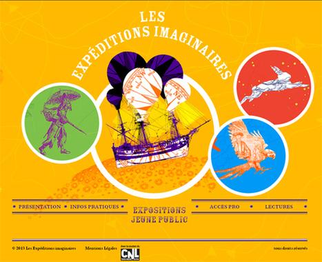 +30 ouvrages sur les Mondes imaginaires et voyages et 3 expositions transmédia | | Narration transmedia et Education | Scoop.it