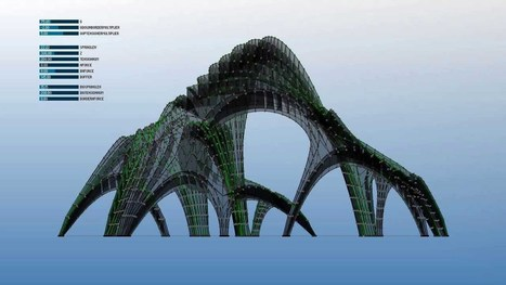 THEVERYMANY, Argeles, Mesh Pleated Inflation - YouTube | Architecture, design & algorithms | Scoop.it
