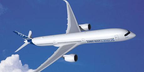 Premier vol attendu pour l'A350 vendredi | Crakks | Scoop.it