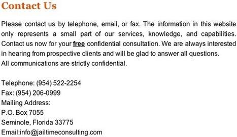 American prison consultants   American prison consultants   Scoop.it
