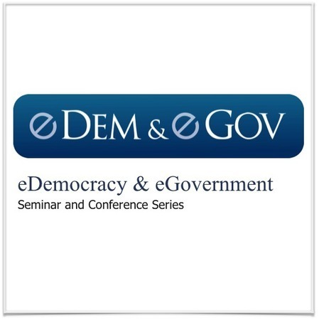 Primera Conferencia Internacional sobre eDemocracy ... | E-Government | Scoop.it