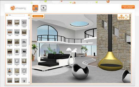 Aushopping, le centre commercial virtuel d'Immochan ouvre au public aujourd'hui | Tendances : technologie | Scoop.it