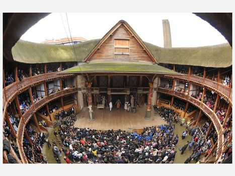Globe Theater Connection to A Midsummer Night's Dream | Austin Boie's A Midsummer Night's Dream | Scoop.it