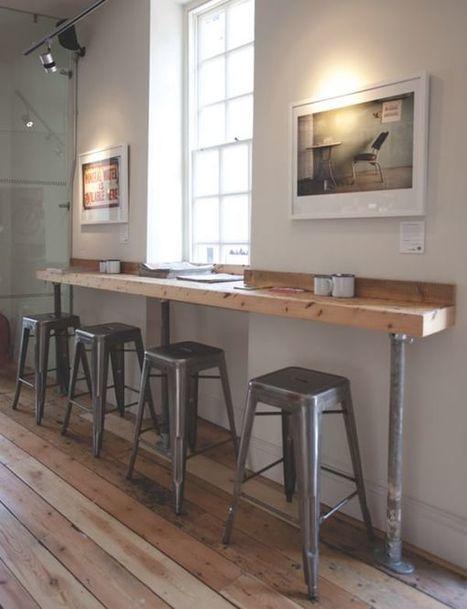 Mẫu thiết kế nội thất cafe hoành tráng có một không hai - TDESIGN | ban buon quan ao tre em xuat khau | Scoop.it