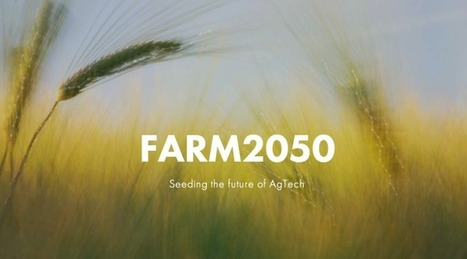 Eric Schmidt's Farm2050 Collective Will Back Agriculture Tech To Feed Earth's Growing Population  |  TechCrunch | Investing in Renewable Energy | Scoop.it