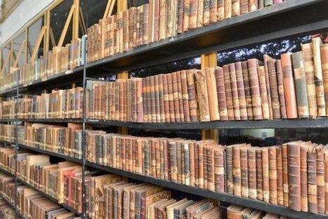 Biblioteca saca a luz documentos antiguos - ABC Color   Documentos antiguos   Scoop.it