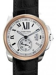 Replica Cartier Mens Calibre de Cartier W7100011 - $97.00 | buy cheap replica watches | Scoop.it