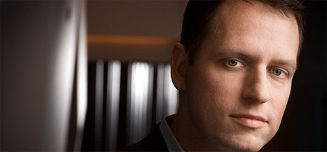 Interview with Peter Thiel | Global Brain | Scoop.it