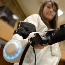 Brain-Controlled Robo-Suits Going into Production : DNews | Technology Teaching And Learning | Scoop.it