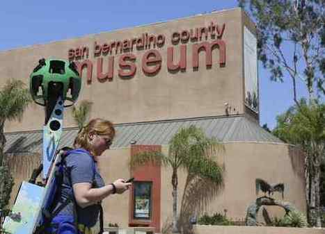 Google launches online tours of San Bernardino County Museum | Clic France | Scoop.it