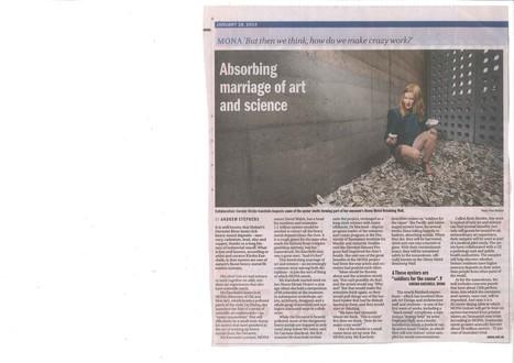 Science meets Art @ MoNA | Studio Arts@macleod | Scoop.it