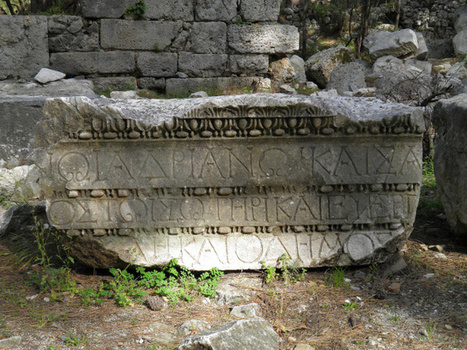 Hadrian goes to Phaselis - images from a Lycian harbour city | Roma Antiqua | Scoop.it