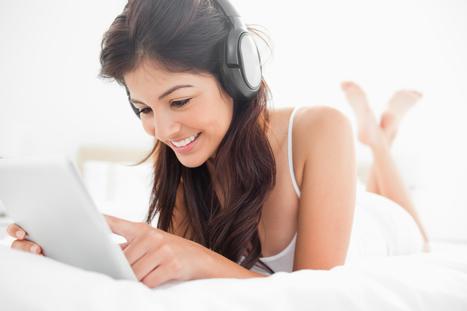 Niente sesso, meglio il tablet (che ti cambia la vita) | Il Testardo Blog | Scoop.it