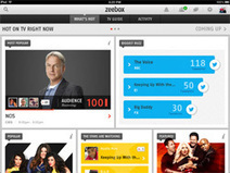 Zeebox to add automatic content recognition | digital art and media | Scoop.it