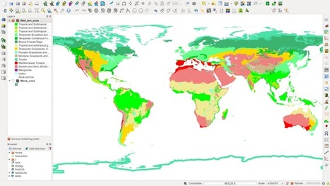 Converting an ArcMap layer file into an SLD document | Ecostudies | Vegetation and Gis | Scoop.it