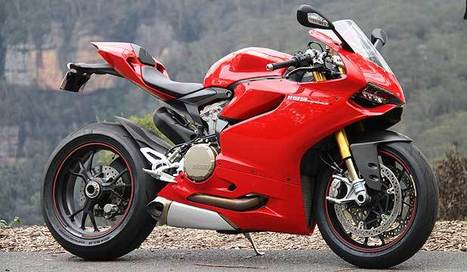 The ultimate Ducati is loud and proud | Stuff | Ductalk Ducati News | Scoop.it