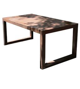 Dadra | Mesas de hierro y madera estilo industrial medida | MESA COMEDOR DE HIERRO SAU Y PLANCHA HIERRO | Muebles de estilo industrial de hierro | Scoop.it