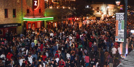 SXSW Music Festival Releases More Names, Highlighted By Canadians   PERSIA North America   Scoop.it